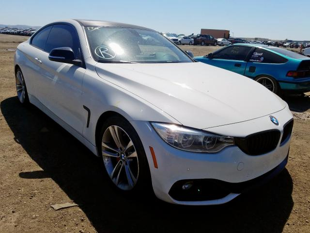 Salvage 2014 BMW 428 I for sale