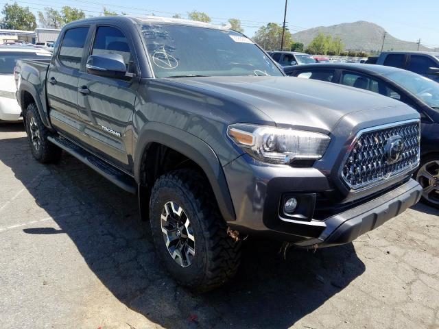 2019 Toyota Tacoma DOU for sale in Los Angeles, CA