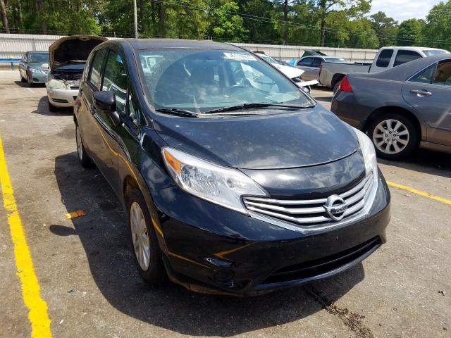 Nissan salvage cars for sale: 2015 Nissan Versa Note