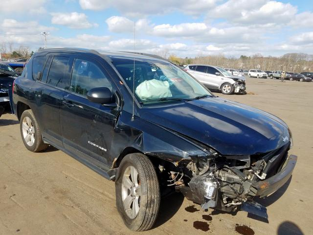 Jeep salvage cars for sale: 2014 Jeep Compass SP