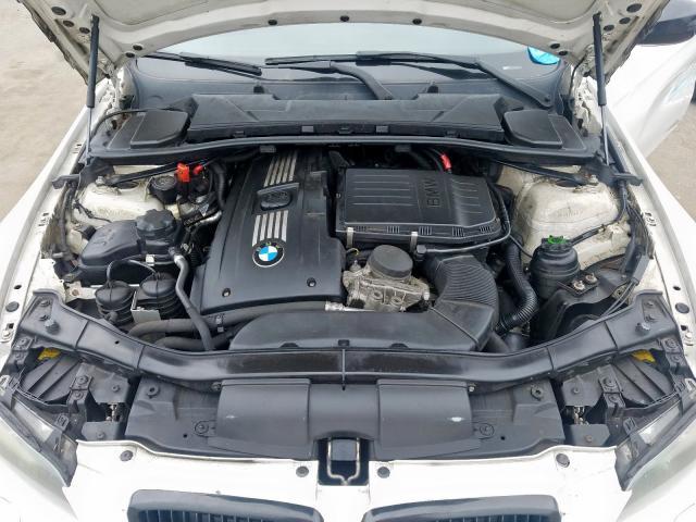 2010 BMW 3 series | Vin: WBAWC7C54AE270755