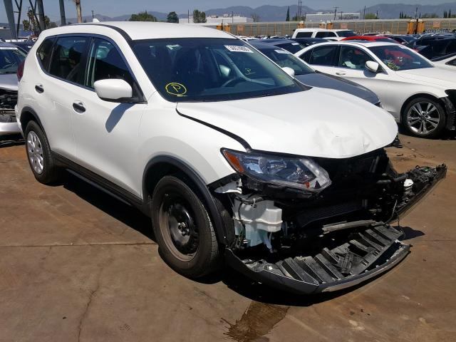 Nissan Rogue S salvage cars for sale: 2018 Nissan Rogue S
