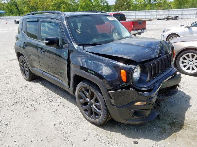 Auto Auction Ended On VIN: ZACCJBAB1HPE50512 2017 Jeep