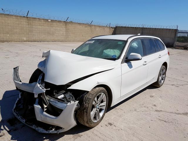BMW 320D XDRIV - 2017 rok