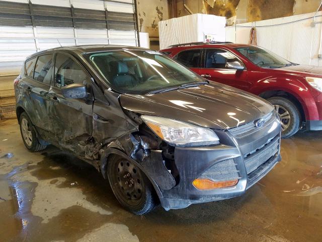 2016 Ford Escape S 2.5L, VIN: 1FMCU0F72GUB06874