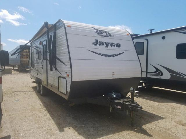 Salvage 2016 Jayco JAY FLIGHT for sale