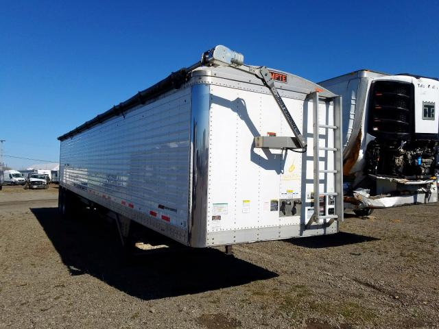 Timpte salvage cars for sale: 2018 Timpte Hopper TRL