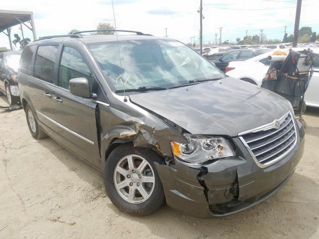 Chrysler salvage cars for sale: 2010 Chrysler Town & Country