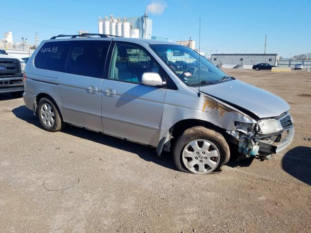 2003 Honda Odyssey EX for sale in Chicago Heights, IL