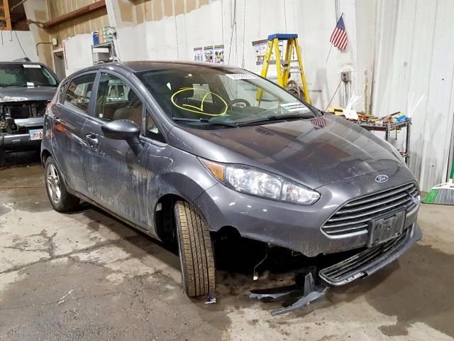 Ford salvage cars for sale: 2018 Ford Fiesta SE