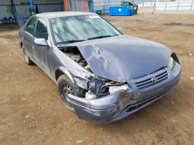 Toyota salvage cars for sale: 1998 Toyota Camry CE
