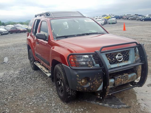 Nissan Xterra OFF salvage cars for sale: 2012 Nissan Xterra OFF