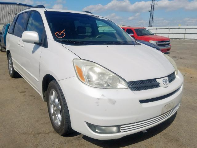 2005 Toyota Sienna XLE for sale in Fresno, CA