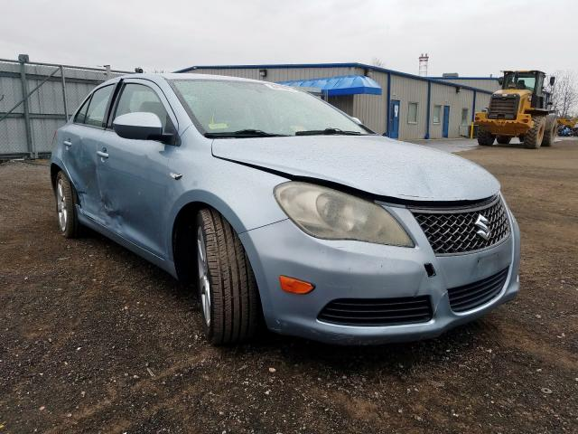 Suzuki Kizashi SE salvage cars for sale: 2011 Suzuki Kizashi SE
