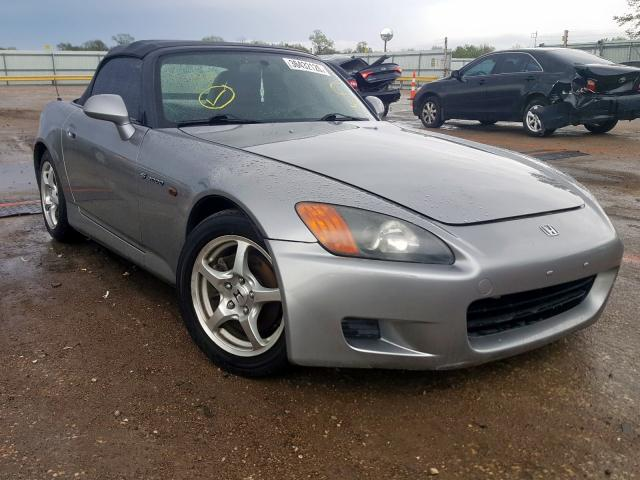 Salvage 2000 Honda S2000 for sale