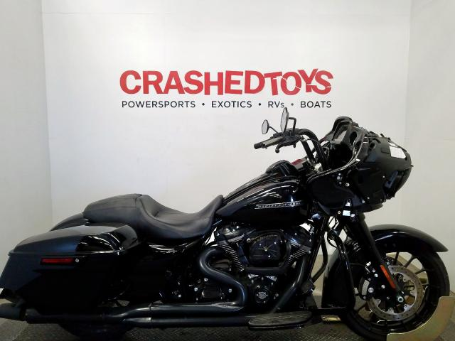 Harley-Davidson salvage cars for sale: 2019 Harley-Davidson Fltrxs