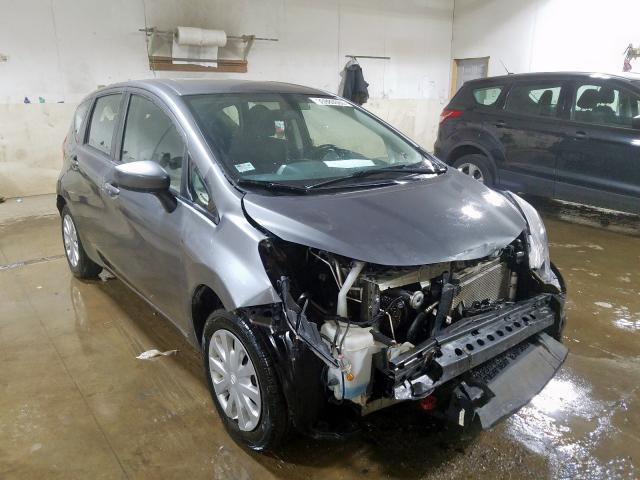 Nissan salvage cars for sale: 2016 Nissan Versa Note