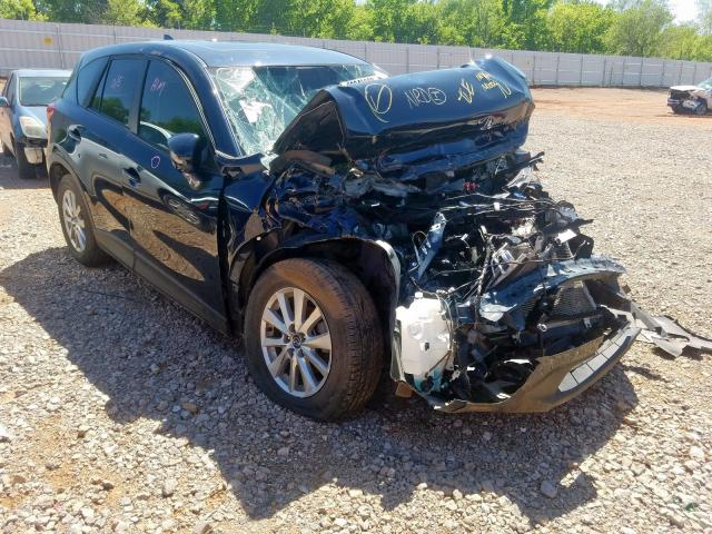 Mazda CX-5 Touring salvage cars for sale: 2016 Mazda CX-5 Touring