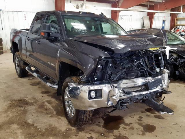 Salvage cars for sale from Copart Lansing, MI: 2016 Chevrolet Silverado