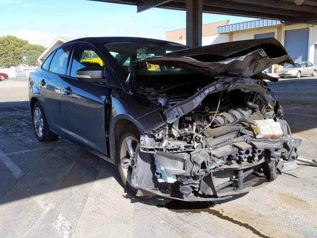 Salvage cars for sale from Copart Hayward, CA: 2013 Ford Focus SE