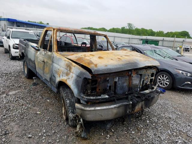 Ford F250 salvage cars for sale: 1993 Ford F250