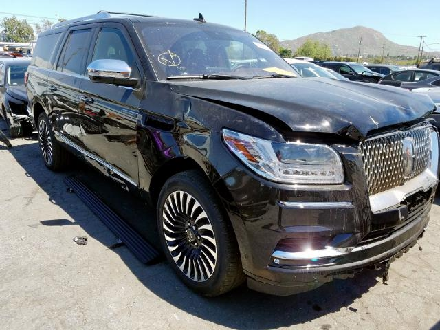 Lincoln Vehiculos salvage en venta: 2020 Lincoln Navigator