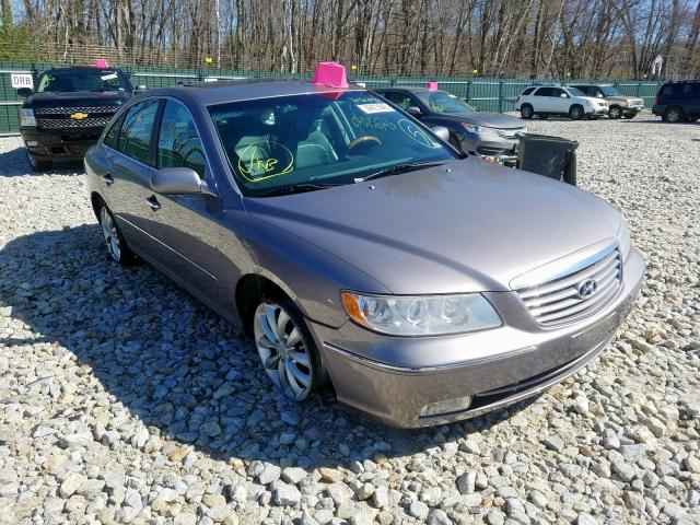 2006 Hyundai Azera SE for sale in Candia, NH