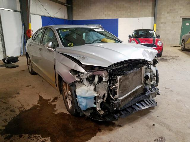 Ford Fusion SE salvage cars for sale: 2014 Ford Fusion SE