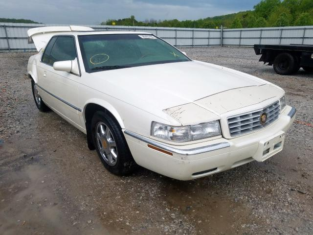 Cadillac salvage cars for sale: 2000 Cadillac Eldorado T