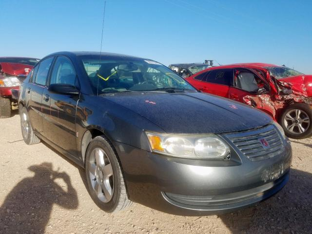 Salvage cars for sale from Copart Andrews, TX: 2006 Saturn Ion Level