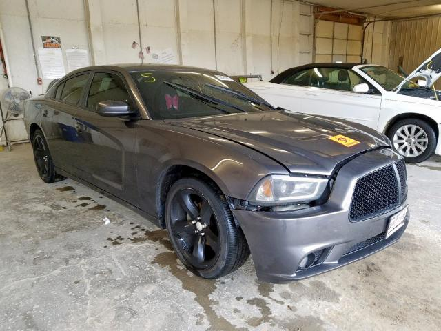 2013 DODGE CHARGER SE - Other View