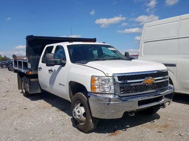 Salvage cars for sale from Copart Madisonville, TN: 2013 Chevrolet Silverado