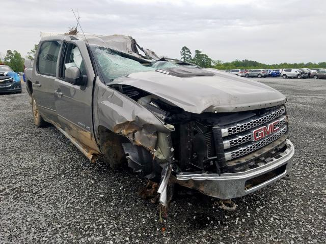 Salvage cars for sale from Copart Lumberton, NC: 2013 GMC Sierra K25