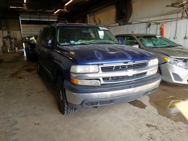 2003 Chevrolet Suburban C en venta en Casper, WY