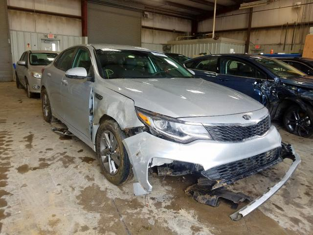 KIA salvage cars for sale: 2019 KIA Optima LX