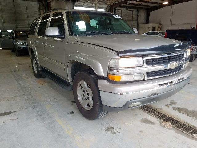 Chevrolet Tahoe C150 salvage cars for sale: 2006 Chevrolet Tahoe C150