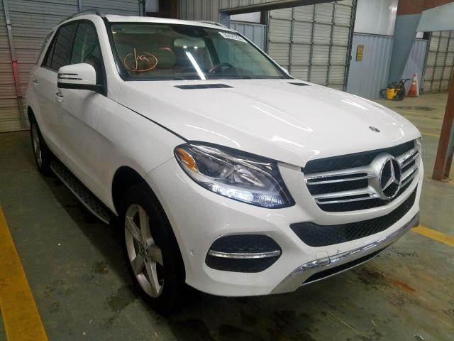 2018 Mercedes-benz Gle 350 4m 3.5. Lot 36425230 Vin 4JGDA5HB4JB118152
