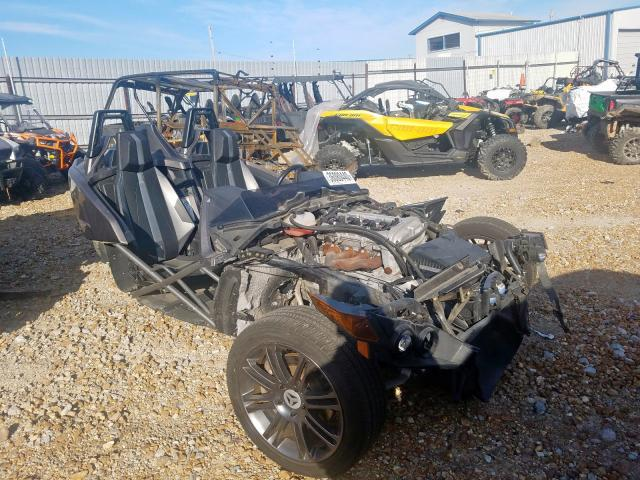 Polaris Slingshot salvage cars for sale: 2016 Polaris Slingshot