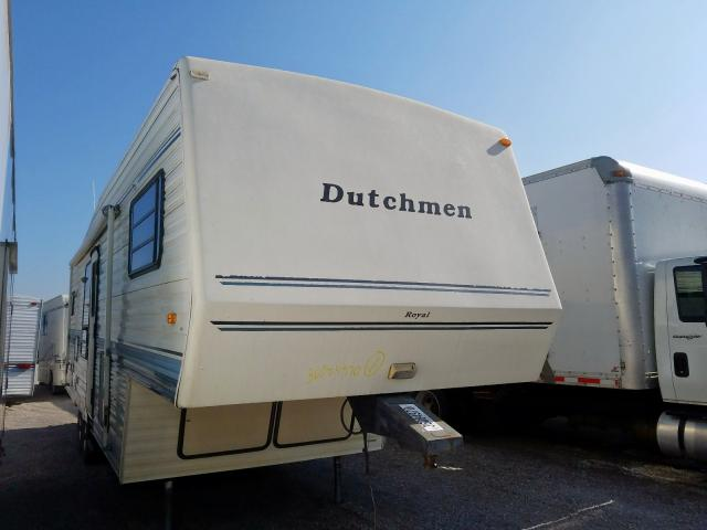 Dutchmen Royal salvage cars for sale: 1994 Dutchmen Royal