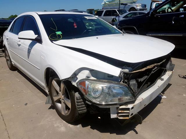 Salvage cars for sale from Copart Grand Prairie, TX: 2009 Chevrolet Malibu 2LT