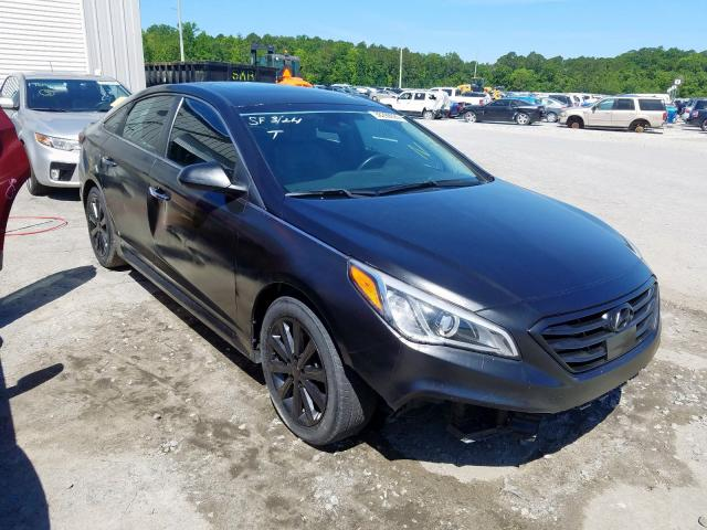 2017 Hyundai Sonata Sport for sale in Savannah, GA