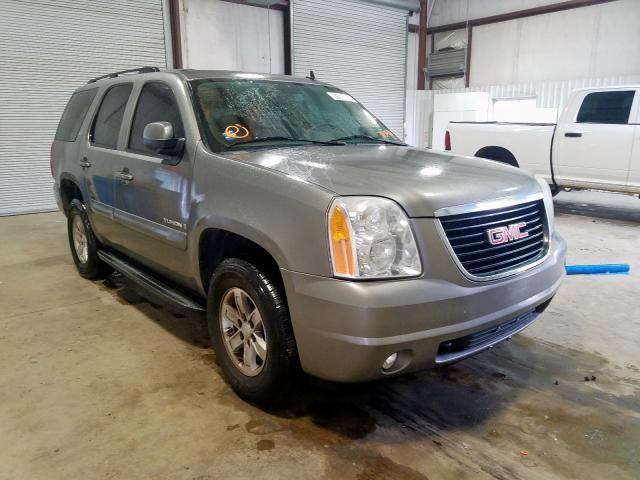 Salvage cars for sale from Copart Lufkin, TX: 2008 GMC Yukon