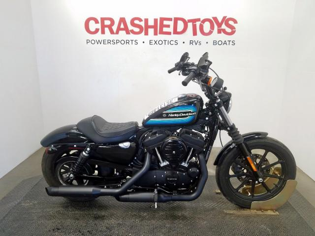 Harley-Davidson salvage cars for sale: 2018 Harley-Davidson XL1200 NS