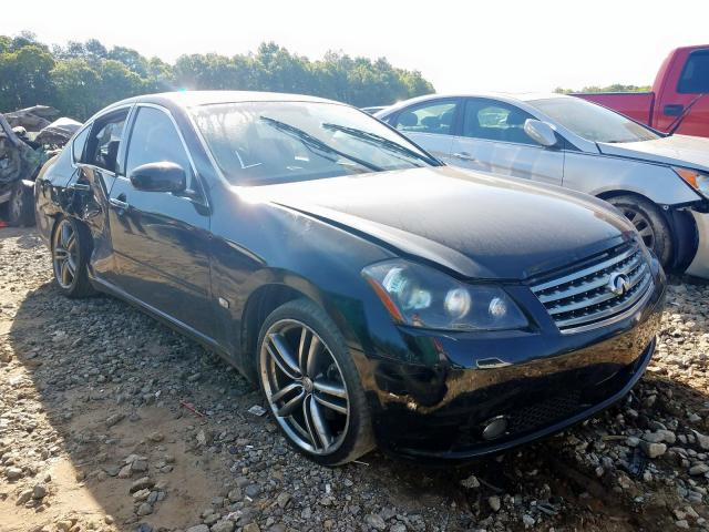 Infiniti M35 Base salvage cars for sale: 2006 Infiniti M35 Base
