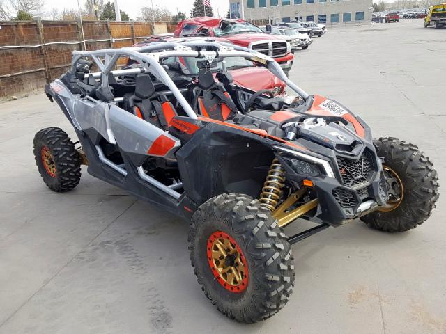 Vehiculos salvage en venta de Copart Littleton, CO: 2019 Can-Am Maverick X