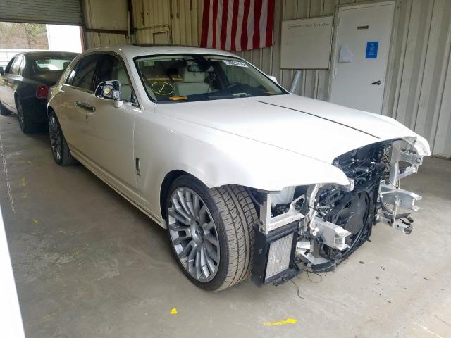 Rolls-Royce salvage cars for sale: 2013 Rolls-Royce Ghost