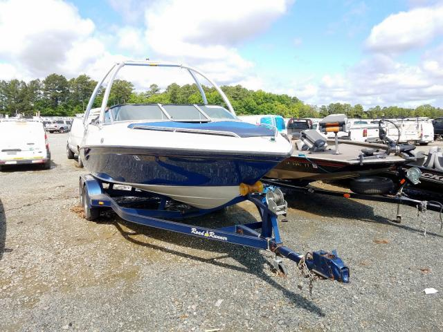 Salvage cars for sale from Copart Shreveport, LA: 1995 Crownline Boat Trlr