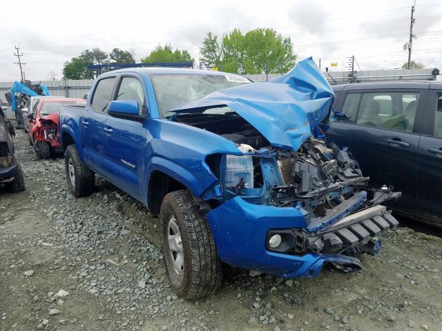 2016 Toyota Tacoma Dou 3.5L, VIN: 5TFCZ5AN3GX027057