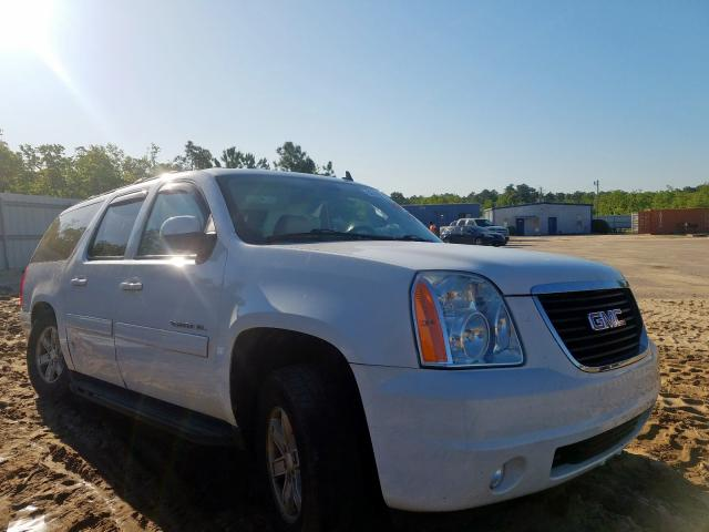 Salvage cars for sale from Copart Gaston, SC: 2011 GMC Yukon XL C