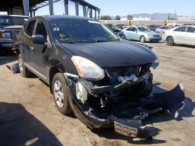 Nissan Rogue S salvage cars for sale: 2012 Nissan Rogue S